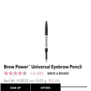 it Cosmetics Brow Powder Pencil